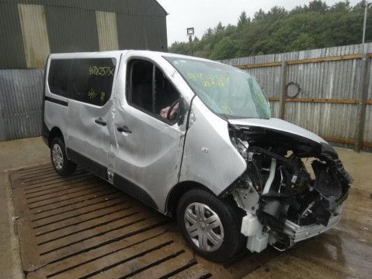Car Parts For 2015 Renault Trafic Sl27 Business Dci 1 6l Diesel